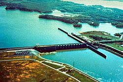 USACE Barkley Lock and Dam