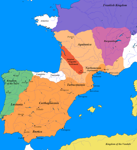 Visigothic Kingdom