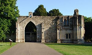 Abbey Gate House - geograph.org.uk - 1330157