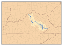 KentuckyRiver watershed