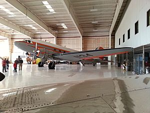 Texas Air & Space Museum DC-3 N34