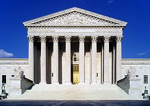 USSupremeCourtWestFacade