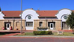 Ballinger Texas City Hall