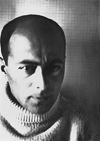 El lissitzky self portrait 1914