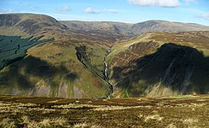 Grey Mare's Tail Moffat Hills