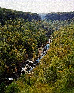 Little River Canyon