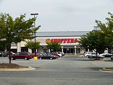 Shoppers Food & Pharmacy, Germantown, Maryland, September 9, 2013