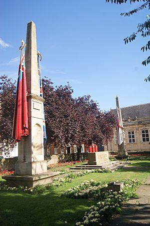 Town and County War Memorial, Northampton (15)