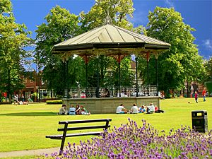 Victorian Bandstand Eastleigh