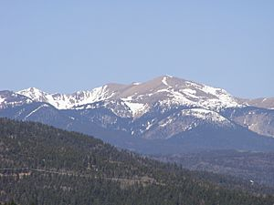 Wheeler Peak 2006