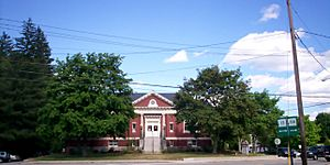 Goffstown Public Library · Goffstown, New Hampshire · 20080602