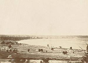 Great Bend, Missouri River, at Kansas City (Boston Public Library) (cropped)