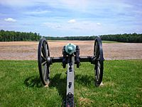 Malvern Hill, Civil War Battlefield, RIchmond National Battlefield - Stierch