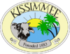 Official seal of Kissimmee, Florida