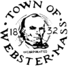 Official seal of Webster, Massachusetts