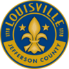 Official seal of Louisville, Kentucky