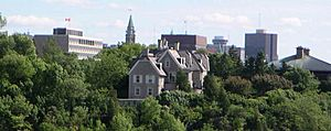 24 Sussex Drive From Back 3jun2004
