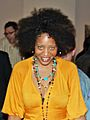 Afro 2 cropped by David Shankbone