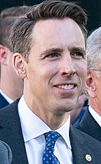 Josh Hawley White House (cropped)