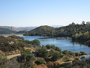 Lake Dixon Escondido CA