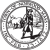Official seal of Norwood, Massachusetts