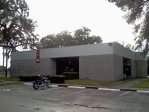 Pierson, Florida Town Hall
