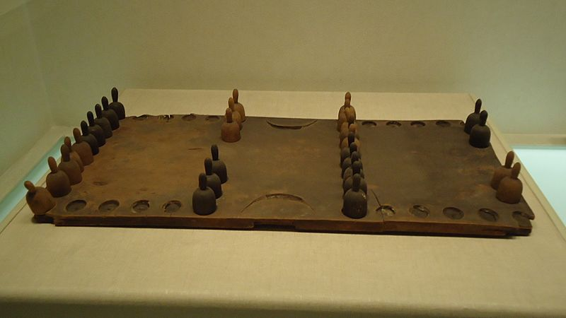 Backgammon set,around the 10th century, China