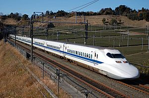 JR Central Shinkansen 700