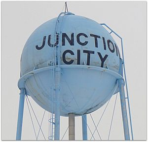 JunctionCityWisconsinWatertower