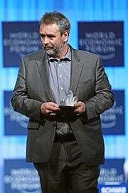 Luc Besson - World Economic Forum Annual Meeting 2012