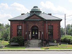 Ashby Free Public Library, Ashby MA