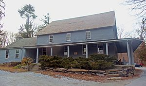Chappaqua, NY, Friends meeting house