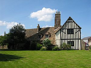 Ely Oliver Cromwell House