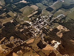 Oldenburg-indiana-from-above