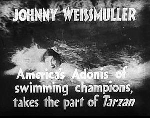 Tarzan the Ape Man (1932) Trailer - Johnny Weissmuller 2