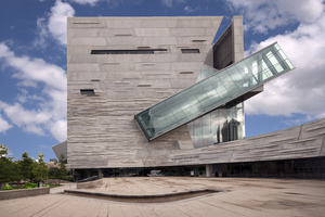 The Perot Museum of Nature and Science in Dallas, Texas LCCN2014633934