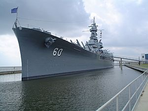 USS Alabama Mobile, Alabama 002