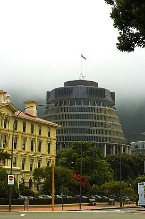 Wellington Parliament n
