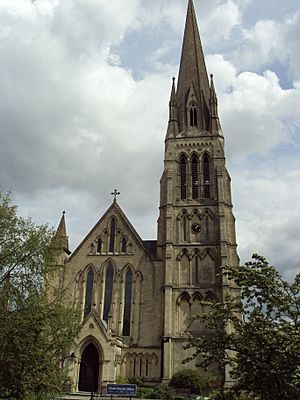Christ Church, Clifton, Bristol - DSC05748.JPG