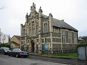 Llanishen Methodist Church - geograph.org.uk - 126497.jpg