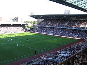 West Ham match Boleyn Ground 2006