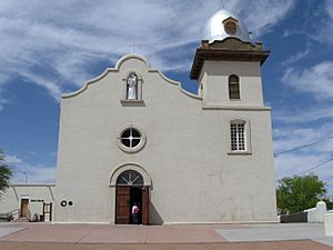 Ysleta Del Sur church