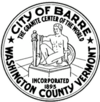 Official seal of Barre, Vermont