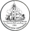 Official seal of Canaan, New Hampshire