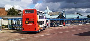 Glenrothes Bus station