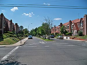 Local Street in Cambria Heights