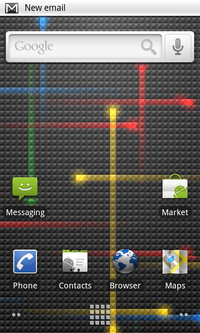 Nexus one home screen 21