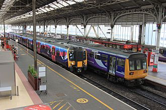 Preston - FTPE 350403 and Northern 142058