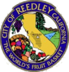 Official seal of Reedley, California