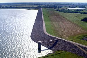 USACE Bardwell Dam and Lake